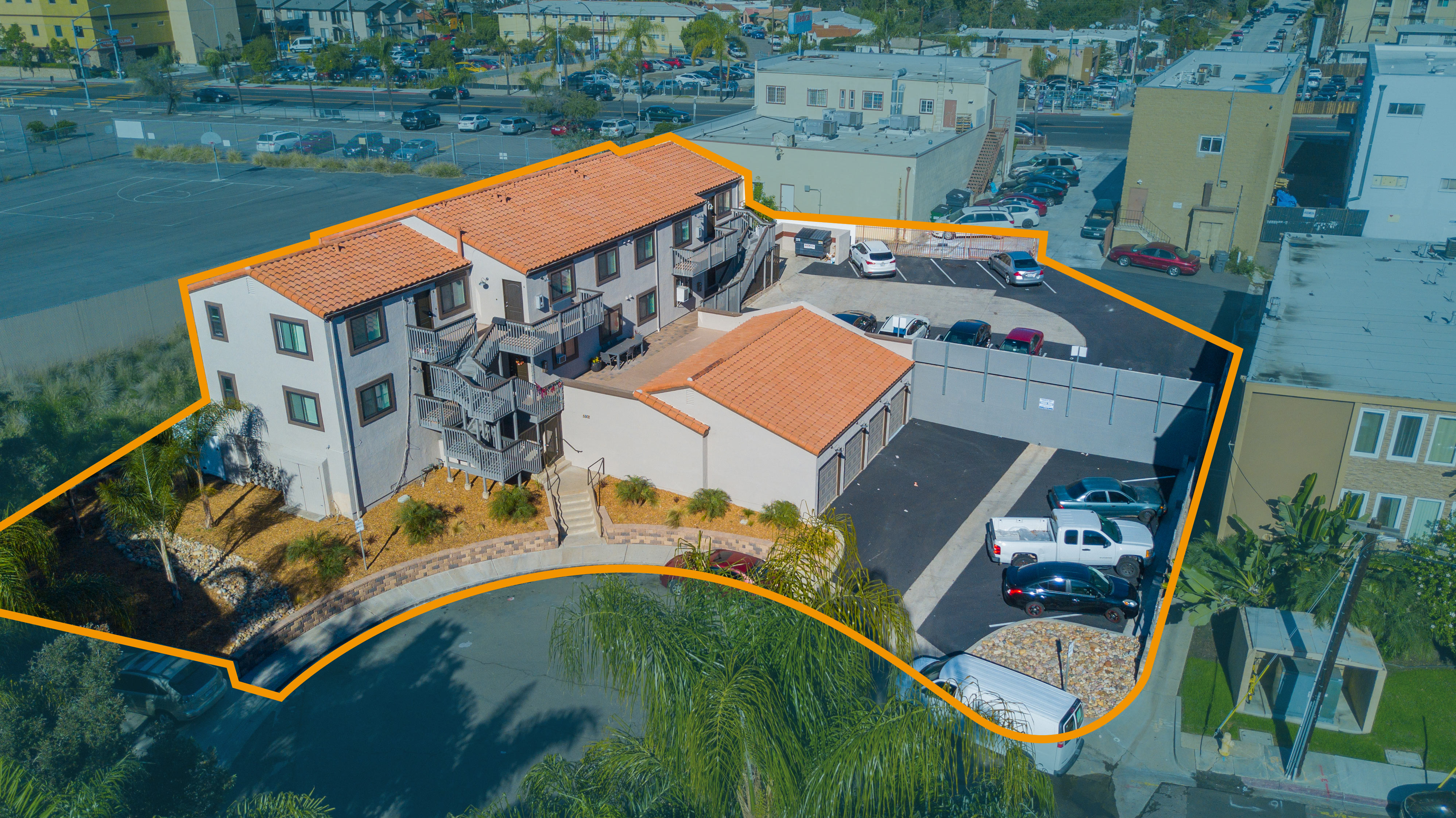 San diego apartment complex sold for nearly 2 2m san - Apartment complexes san diego ...