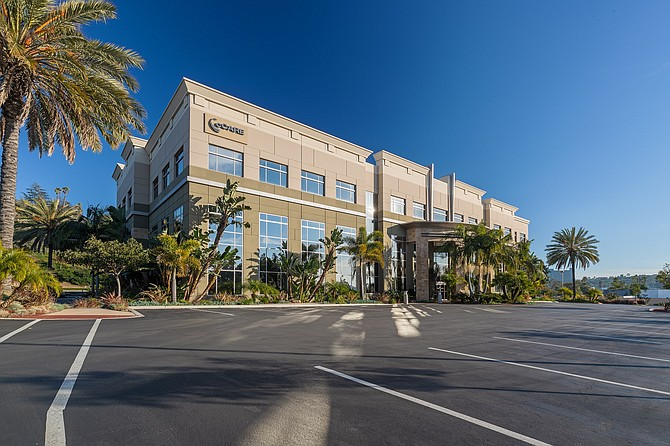Condominium medical office space in Nordahl Medical Centre  sold for $11.9 million. Photo courtesy of Cushman & Wakefield.