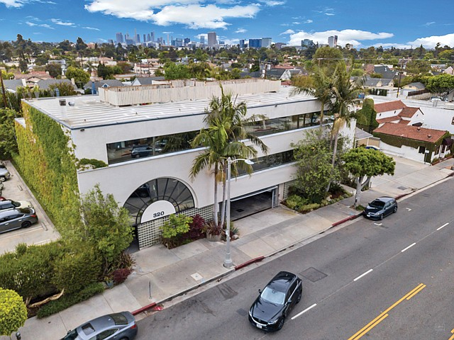 Hot Property: A Larchmont Village office building sold for $810 a square foot.