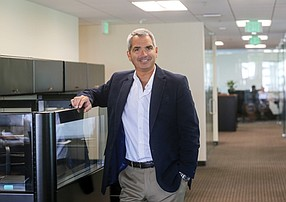 Arrowhead Pharmaceuticals, led by CEO Christopher Anzalone, is testing RNA molecular technology to treat genetic diseases.