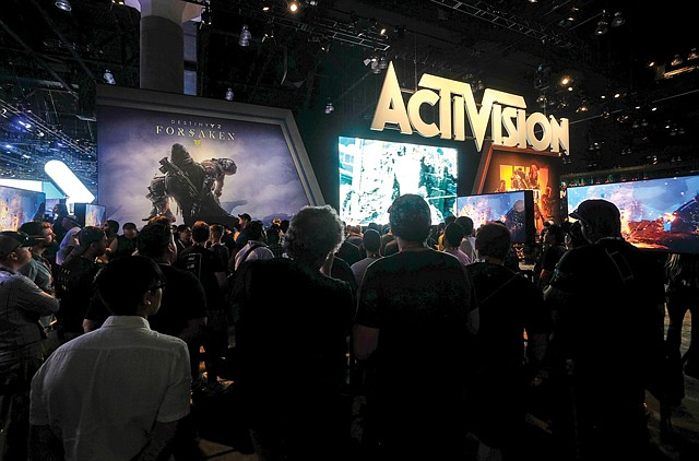 "Activision Blizzard is looking to the 2020 release of newest game in the ""Call of Duty"" franchise."