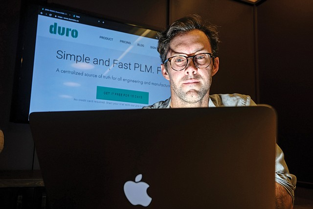 Inspiring Innovation: SpaceX alum Kellan O'Connor started Duro Labs.