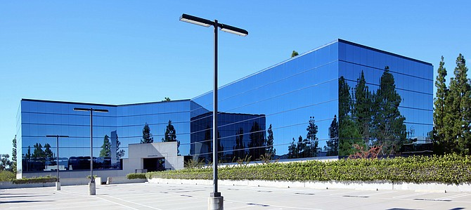 Parallel Partners has acquired Sky Park Office Plaza in Kearny Mesa. Photo courtesy of Parallel Partners.
