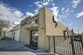 Pacoima Development Federal Credit Union at 13168 Van Nuys Blvd. in Pacoima.