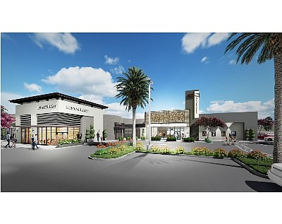Rendering: Starlight Cinemas West Grove