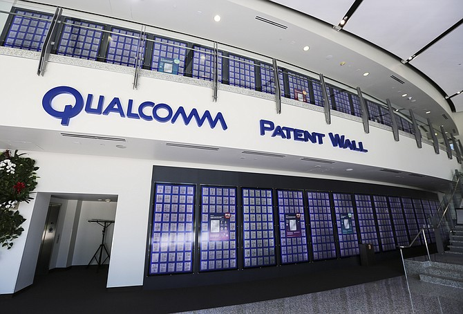 Qualcomm has spent $4.29 million in lobbying so far this year, according to the Center for Responsive Politics. The company faces several major regulatory hurdles, including whether the U.S. will loosen the ban on exports to Huawei, and whether an appeals court will agree with a lower court ruling that Qualcomm's licensing practices violated antitrust law. File photo by Jamie Scott Lytle.