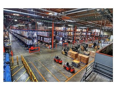 Toledo Way warehouse