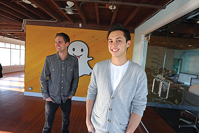 Debt Bet: Snap is selling convertible notes to investors to raise cash.