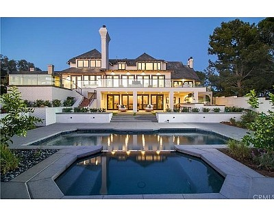Mike Trout's Newport Beach house