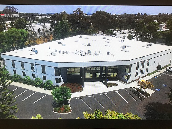 Ra Medical's Carlsbad facility is pictured. The company consolidated many of its operations there more than a year ago. Photo courtesy of RA Medical.