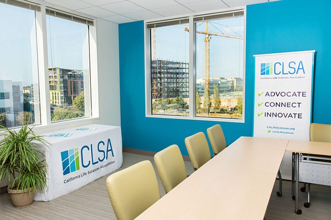 Biotechs band together to buy insurance through the California Life Sciences Association. But a state agency recently called such arrangements into question.