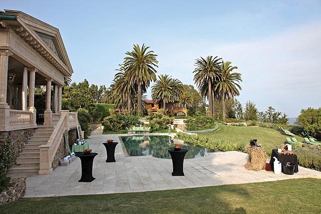 Big Deal: Chris Cortazzo holds the $62 million listing for La Villa Contenta.