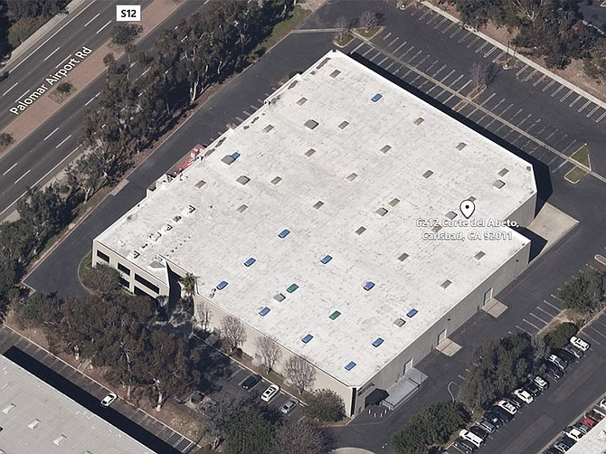 Stos Partners plans major renovations to a Miramar industrial building it acquired in a joint venture with a Boston firm.