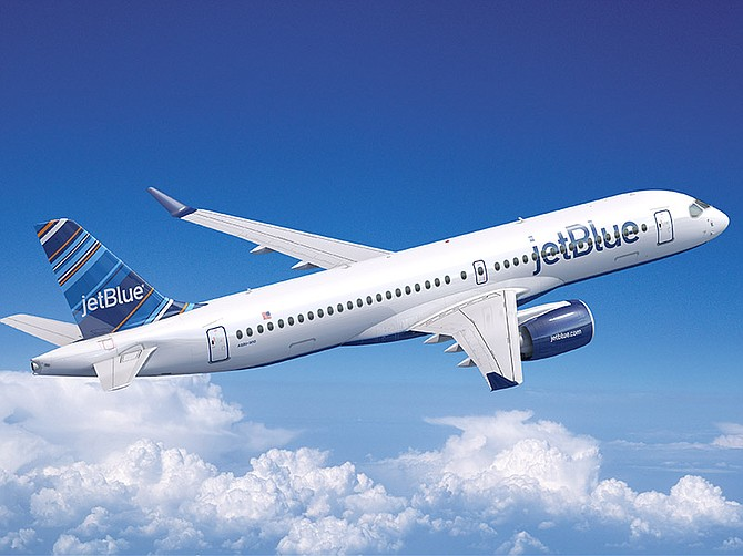Viasat will equip 70 new JetBlue aircraft for in-flight Wi-Fi.