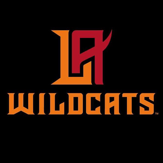 L.A. Wildcats logo.