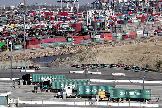 "Dollar Days: L.A. Port officials look to ""remain number one."""
