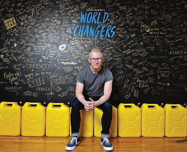 Thirst for Change: Seth Maxwell inspires youth to help end the global water crisis.