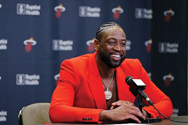 Well-Rounded: CAA crafts entertainment careers for athletes like Dwyane Wade.