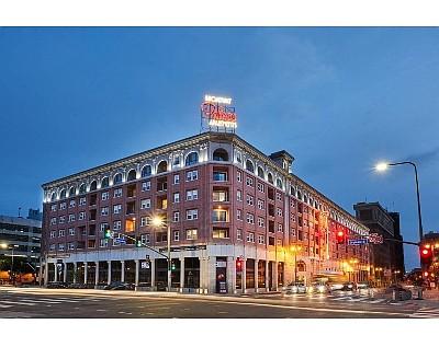 Broadway Palace apartments, DTLA