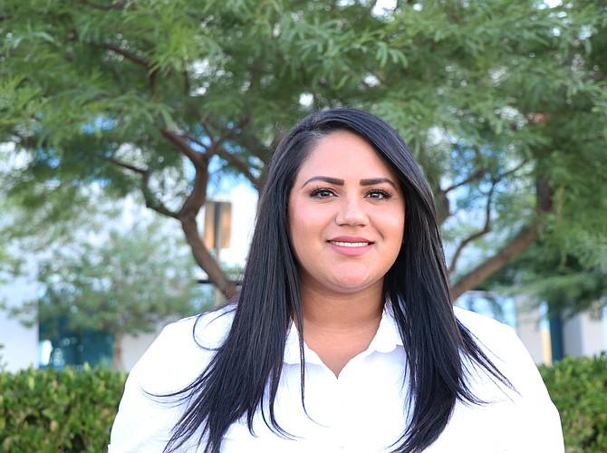 Greater Antelope Valley Economic Alliance's PJ DelGaudio.