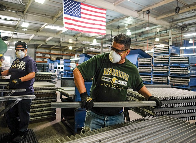 Tipping Point: A 20% increase in steel prices forced Hollywood Bed to shave production costs.