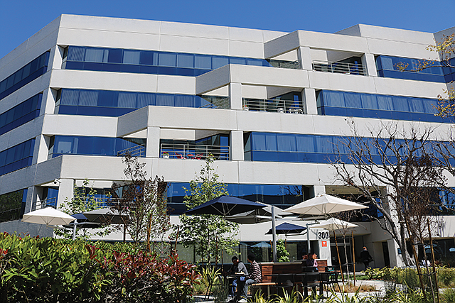 New Home: Olive Hill Group moved to an office building in Culver City this year.