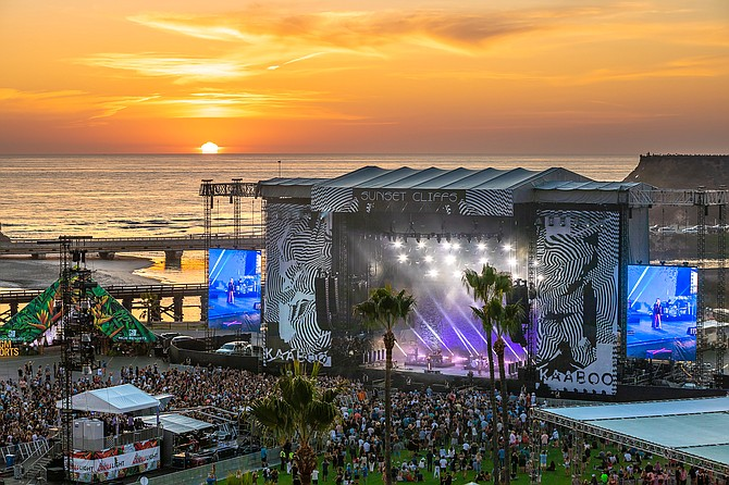 KAABOO San Diego, formerly known as KAABOO Del Mar, will be moving from the Del Mar Fairgrounds to Petco Park starting in 2020. Photos courtesy of Alive Coverage.