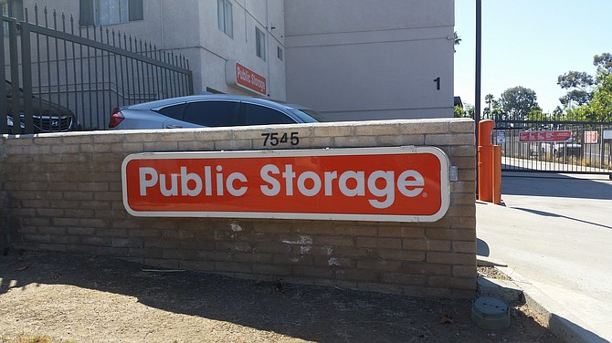 Self storage projects are in demand in San Diego. Photo by Ray Huard.