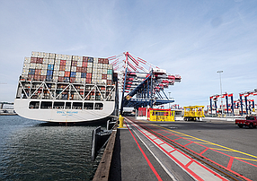Ship Shape: Long Beach and Los Angeles ports look to boost traffic.