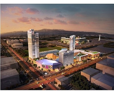 Rendering of formerly planned LT Platinum project