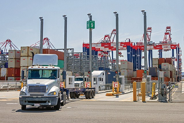 Legal Questions: L.A.'s trucking industry is bracing for potential fallout from AB5.