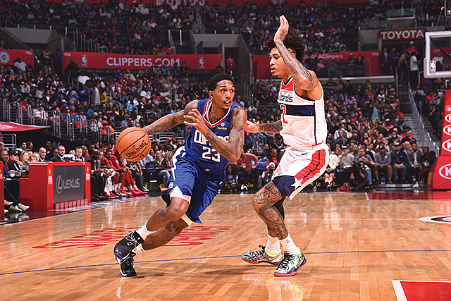 On the Ball: Lew Williams and the rest of the Clippers could vacate Staples Center.