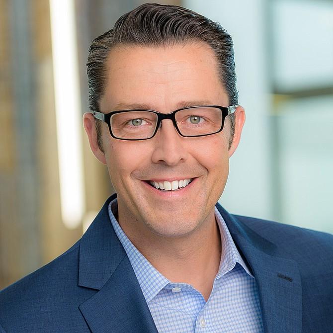 Andrew Lukowiak, CEO of Millennium Health