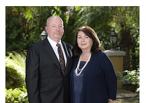 Jim and Sheila Peterson