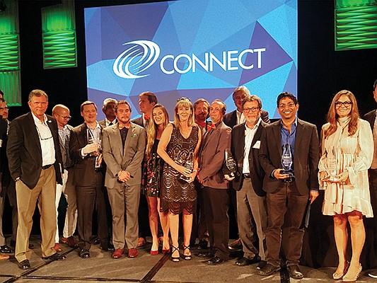"Last year, seven San Diego companies were awarded the title of ""most innovative"" at Connect's annual Most Innovative New Product Awards. This year, 21 finalists will showcase their technologies. Photo by Elise Reuter."