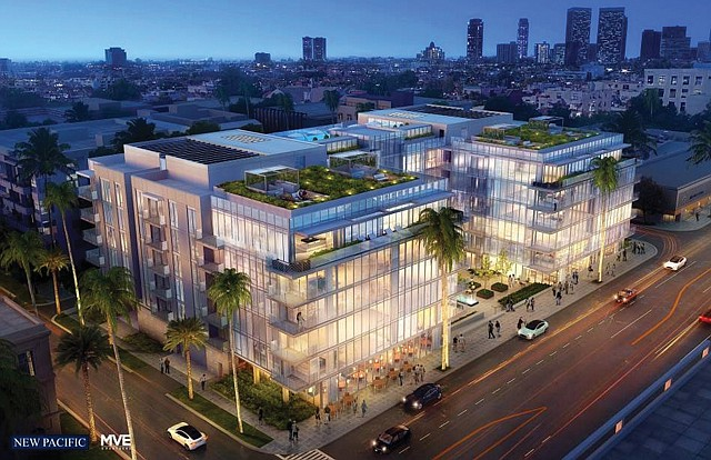 Light House: New project on Wilshire Boulevard is expected to be completed by 2021.