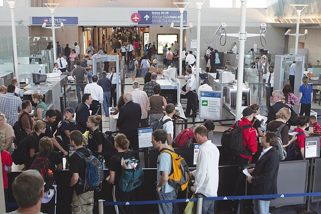 Slow Going: LAX is facing its lowest passenger growth since the Great Recession.