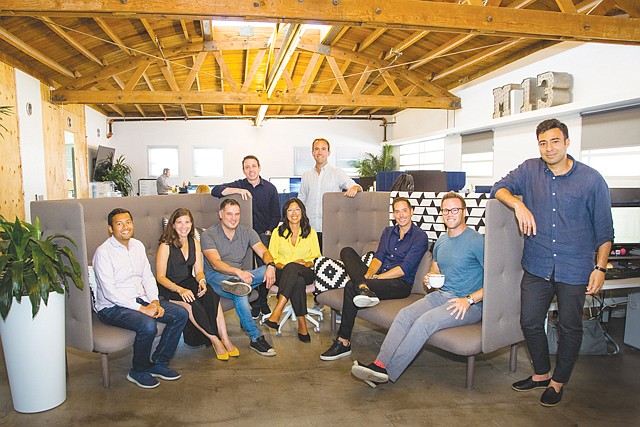Flying High: Venture Capital firm M13 has backed companies including Slack, Lyft and Ring.