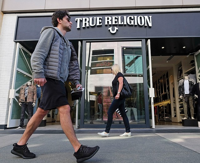 In Flux: True Religion may close some stores.