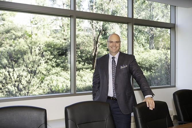 Nathan Rogge, CEO of Bank of Southern California