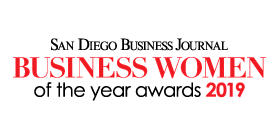 SDBJ Business Women of the Year Awards this November 13