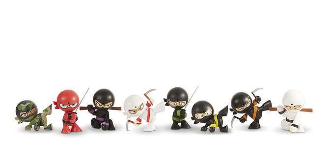 Funrise's Fart Ninjas.