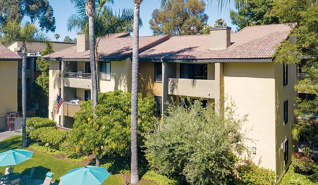"Close to Home: Decron is still buying in the ""value-add sector of multifamily apartments,"" like the $79 million, 250-unit Alura in Woodland Hills."