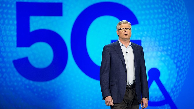 Qualcomm CEO Steve Mollenkopf. Photo courtesy of Qualcomm.