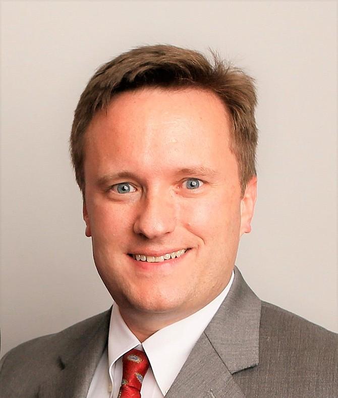 Passport Foods CEO Mark Thomson
