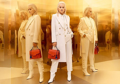 Singer and actress Rita Ora became the new face of Escada in early 2019. Regent acquired the luxury brand in November.