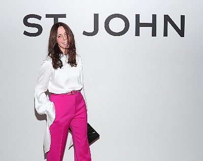 St. John Creative Director Zoe Turner