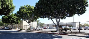 Property at 510 Park Ave. in San Fernando.