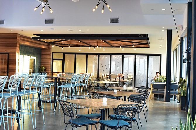 Whisknladle Hospitality, the San Diego-based restaurant group behind La Jolla's Whisknladle comfort food eatery, has opened its latest culinary effort Park Commons. Photo courtesy of Whisknladle Hospitality.