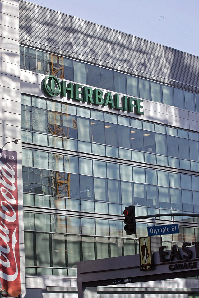 Taking the Reins: Herbalife exec John Agwunobi will become CEO in March.